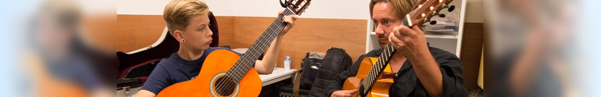 gitaarlesmuzieklesgroningen